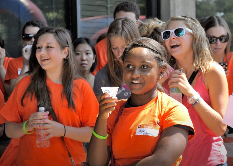 Welcome Celebration for Education at Illinois Students