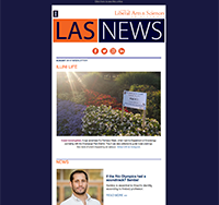 LAS eNewsletter image - August 2016