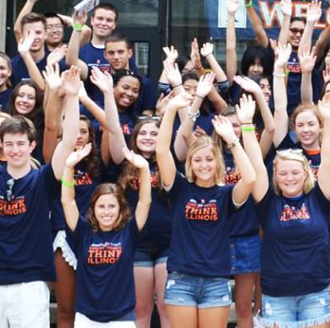 Education at Illinois: A Small College with a Big Heart