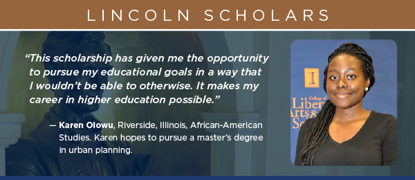 Lincoln Scholars