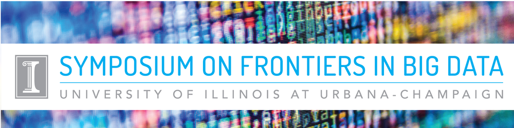 Symposium on Frontiers in Big Data