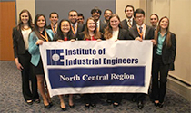 IIE students at regional conference