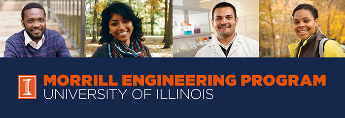 Morrill Engineering Program - University of Illinois