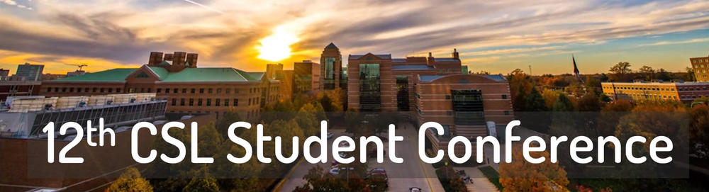 CSL Student Conference