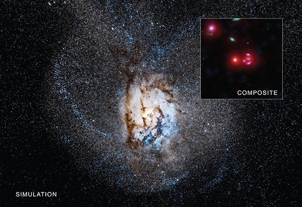 Astronomers discover hyper-starburst galaxy