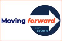 Moving Forward from COVID-19 graphic