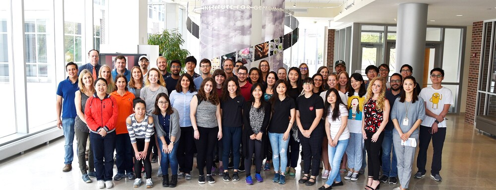 2019 Winning Researchers (available for the photo)