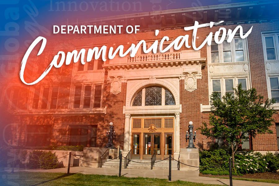 Department of Communication - image of Lincoln Hall exterior