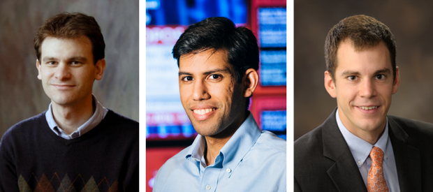 Three CSL faculty win Siebel Energy Institute awards