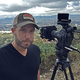 """Ryan Suffern in Guatemala, while filming """"Finding Oscar."""" (All images courtesy of Ryan Suffern.)"""
