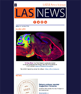 LAS eNewsletter image - April 2017
