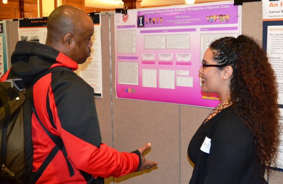 Education students have strong showing at 10th annual Undergraduate Research Symposium