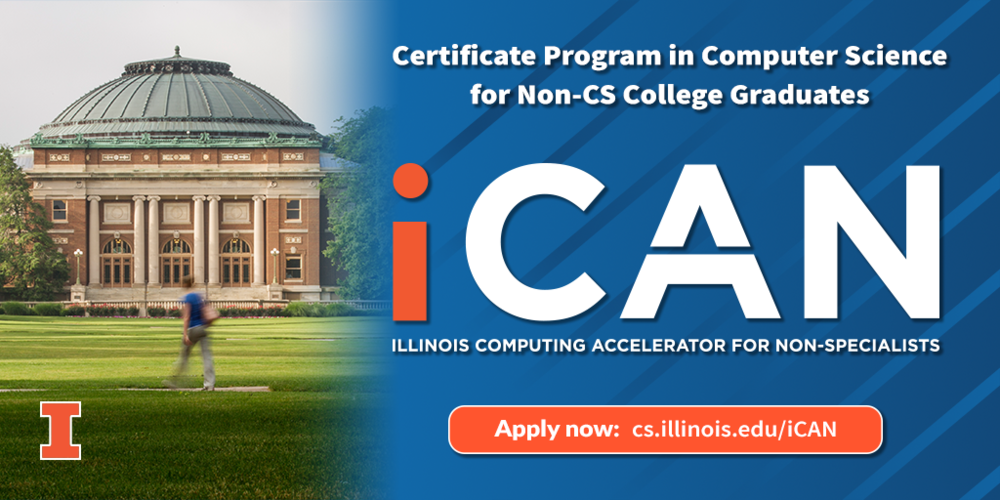 iCAN Application for Fall 2021 are open
