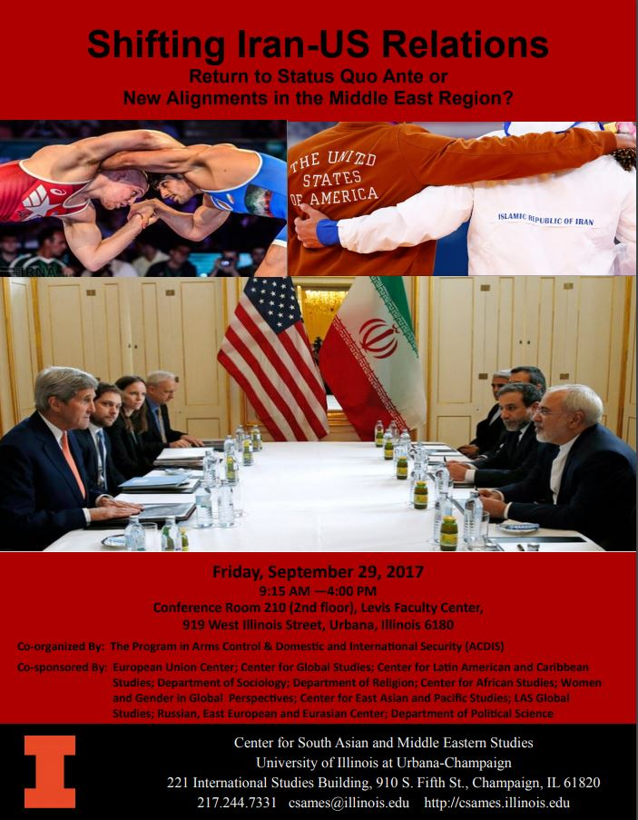 iran and us relations The nuclear program of iran is one of the most engaging issues in the middle east today the us and its allies accuses iran of building nuclear weapons, but.