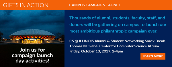 Join Us for Campaign Launch Day Activities
