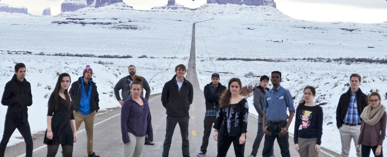 10th Annual Service Learning Trip to the Navajo Nation