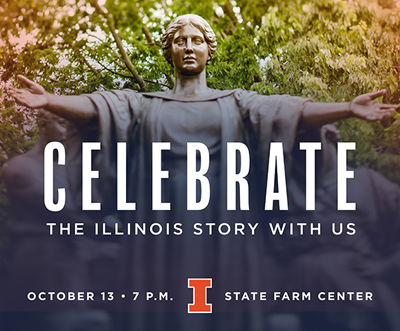 Celebrate the Illinois Story With Us, Friday, October 13, 2017.