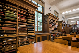 Image of Ricker Library