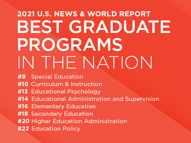 Education at Illinois Best Graduate Programs in the Nation