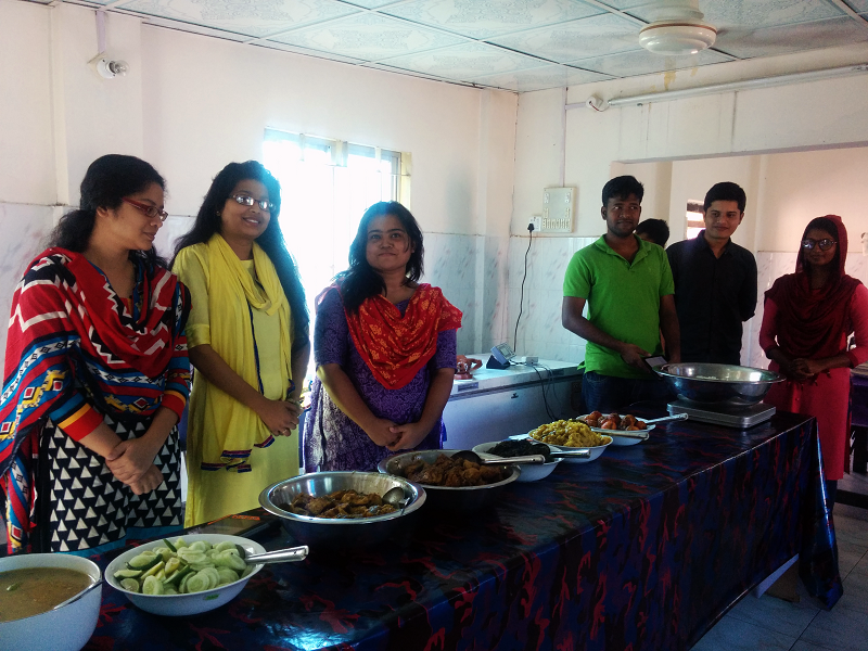 Food Plate Research in Bangladesh
