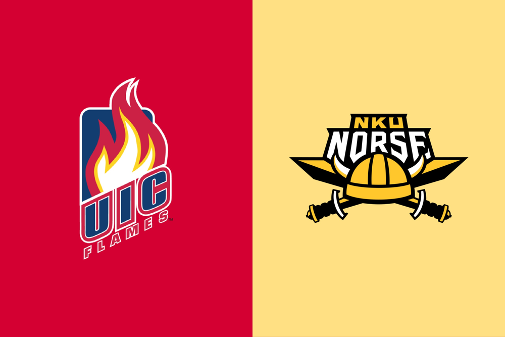 UIC Flames Graphic