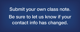 Submit your own class note.