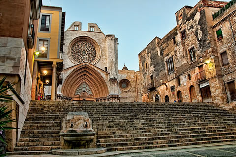 Study abroad in Spain this spring break