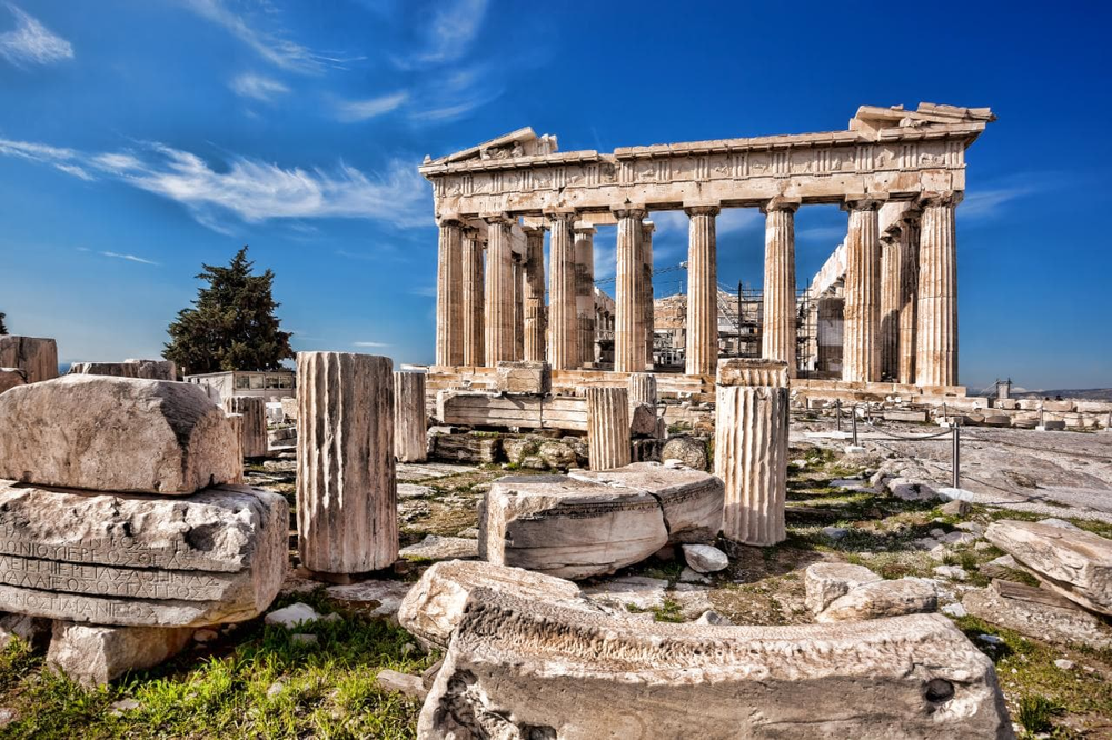 Study abroad in Greece!