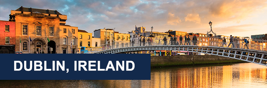 Study abroad in Ireland!