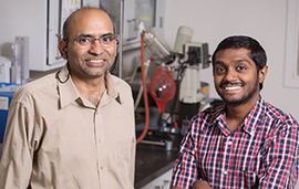 researchers BK Sharma and Sri Chandrasekaran