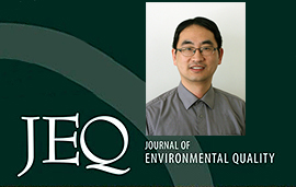 Zheng named outstanding associate editor
