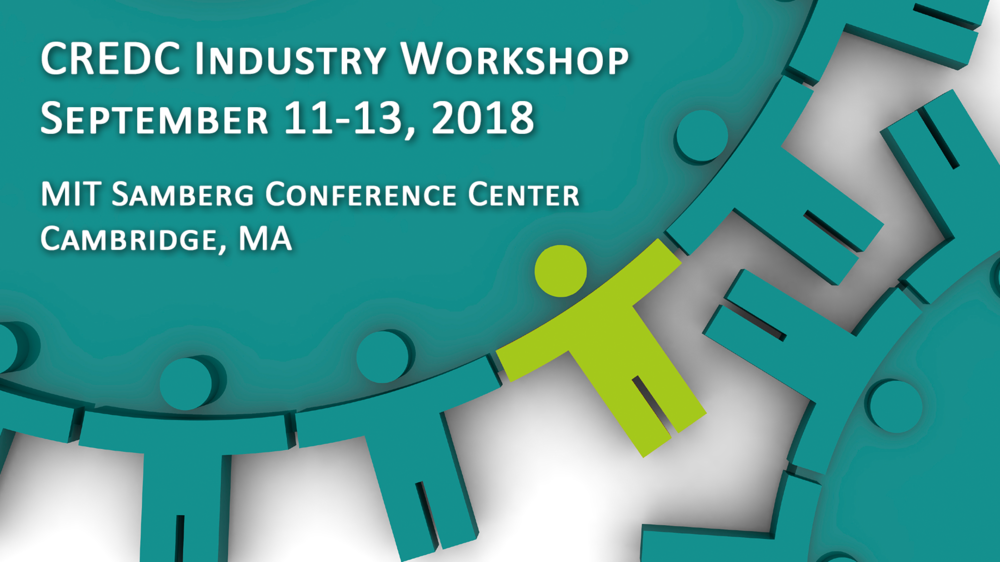 Industry Workshop Banner