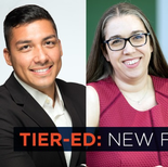 New TIER-ED scholars position College as ed-tech leader