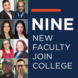 College Welcomes Nine New Faculty Members to Illinois