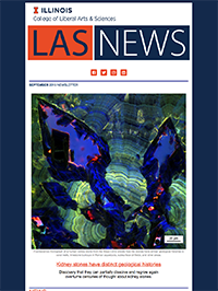 LAS eNewsletter image - September 2018