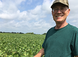 Couple's farmland gift to support student scholarships