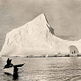 Arctic Expedition photo from the Spurlock Museum