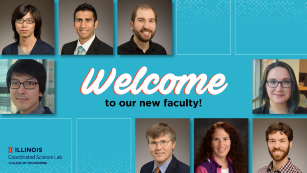 CSL new faculty