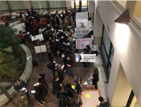 aerial view of Psych Fair