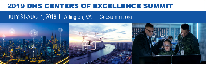 DHS Centers of Excellence Summit