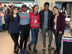 five uic students set off on arctic expedition