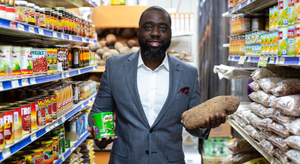public health alumnus launches culturally specific grocery delivery service