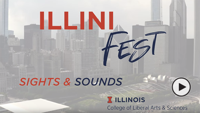Illini Fest Sights and Sounds - College of Liberal Arts and Sciences