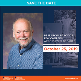 Roy Campbell Save the Date
