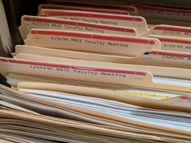 Files Processed by Students