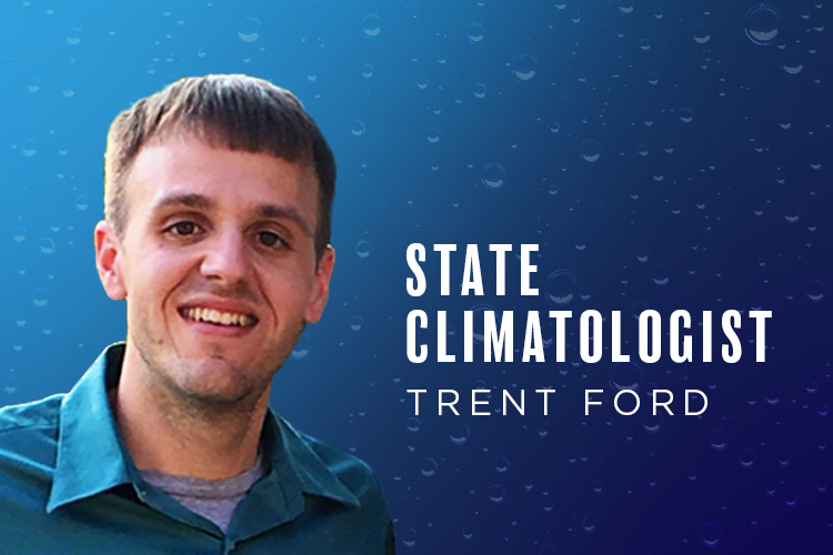 State Climatologist Trent Ford