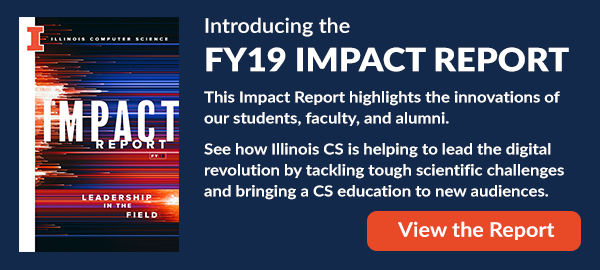 The Impact Report highlights the innovations of our students, faculty, and alumni.