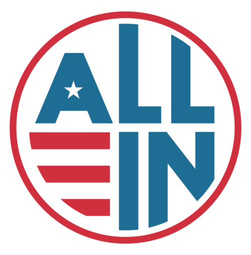 ALL IN Challenge logo