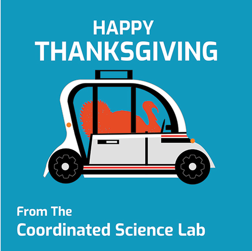 Happy Thanksgiving from CSL!