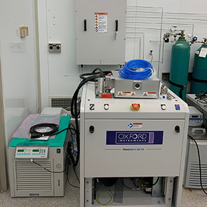 One of the new tools that will be installed in Holonyak Lab.